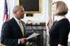 Governor Deval Patrick Swears in Jennifer L. Wolowicz to the MWRA Board of Directors