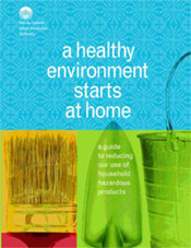 A Healthy Environment Starts at Home cover
