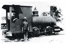 """Fore River RR """"Mystery Train"""" photo"""