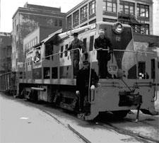 Fore River Railroad No. 12