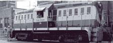 Fore River Railroad No. 14