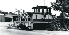 Fore River Railroad No. 16