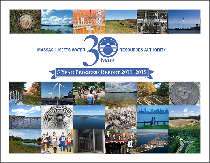 MWRA -Five Year Report for 2011-2015