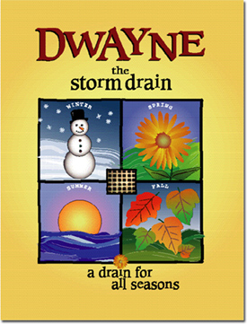 duayne the storm drain cover